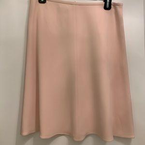Armani Collezioni Pale Pink Skirt - NEVER WORN